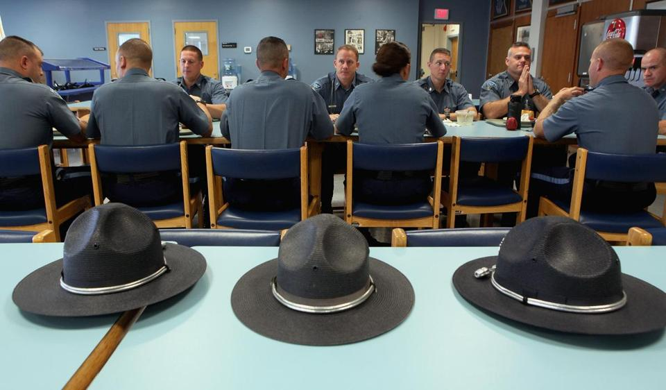 100+ Massachusetts State Police Academy New Braintree Ma