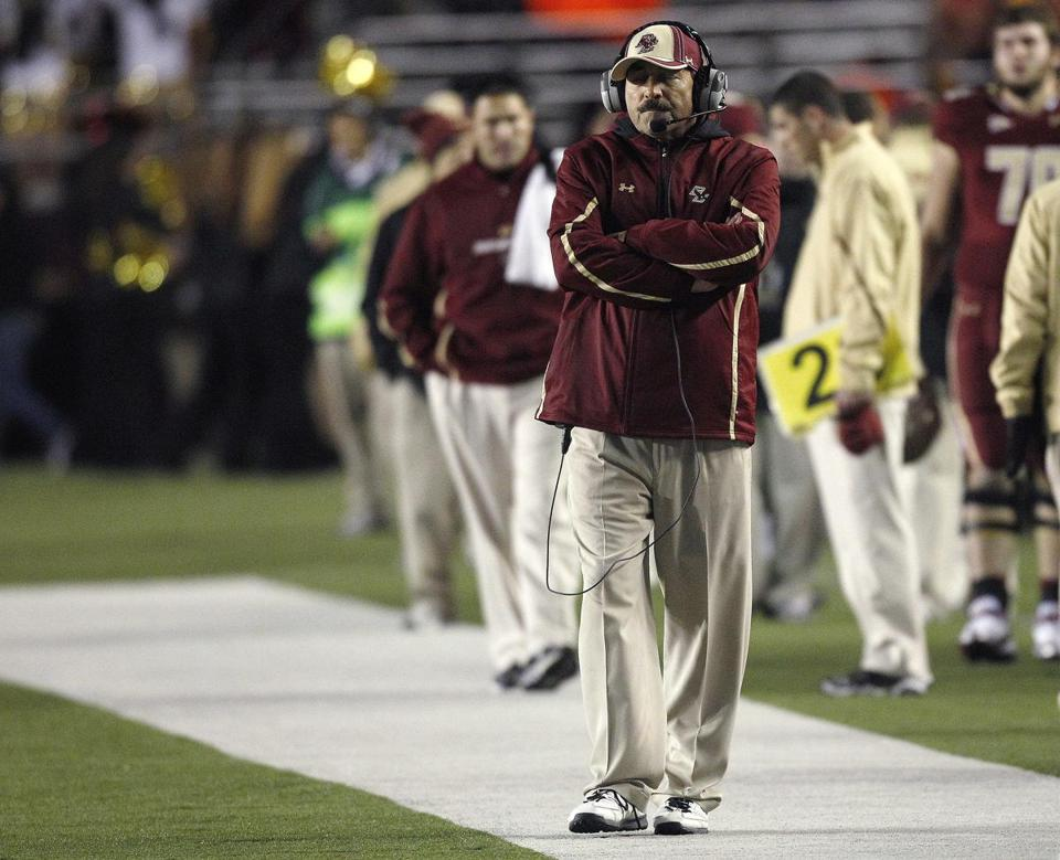 BC is done for this season. It could have, and should have, won at least two more games, which would have meant playing in a bowl game for the 13th consecutive season.