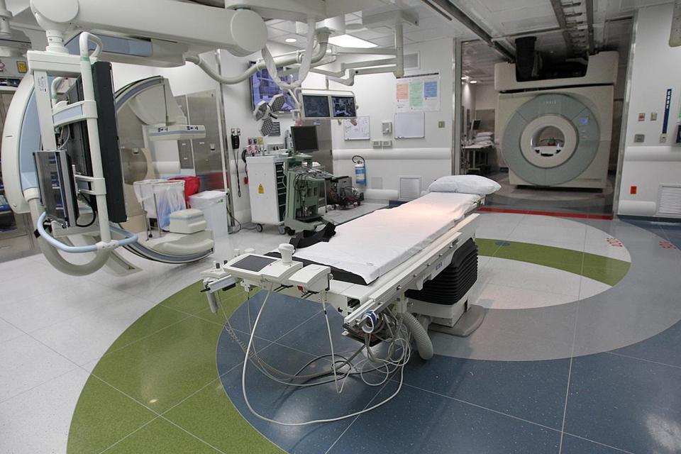 New Operating Room A High Tech Wonder The Boston Globe