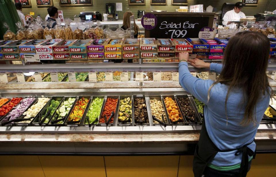Whole Foods Mixes Up Chicken Vegan Salads The Boston Globe