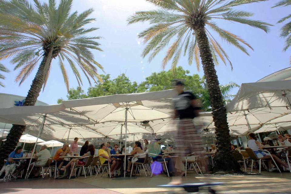 Next Cafe Lincoln Road Menu
