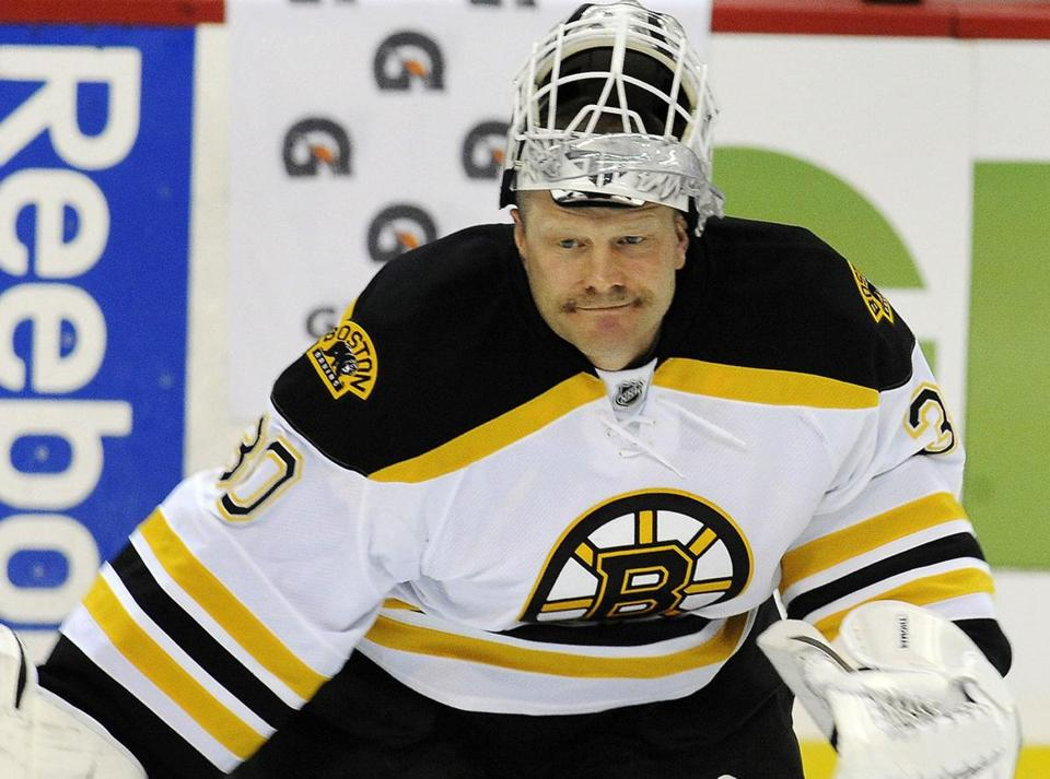 Tim Thomas didn't comment yesterday on the firestorm he created Monday by declining an invitation to the White House.