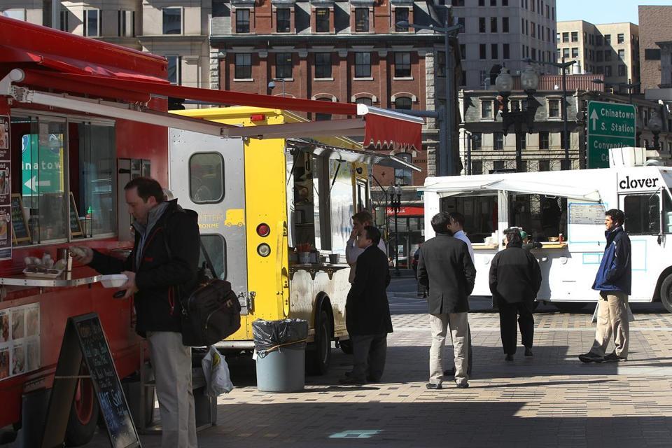 Food Trucks As Safe As Restaurants Study Asserts