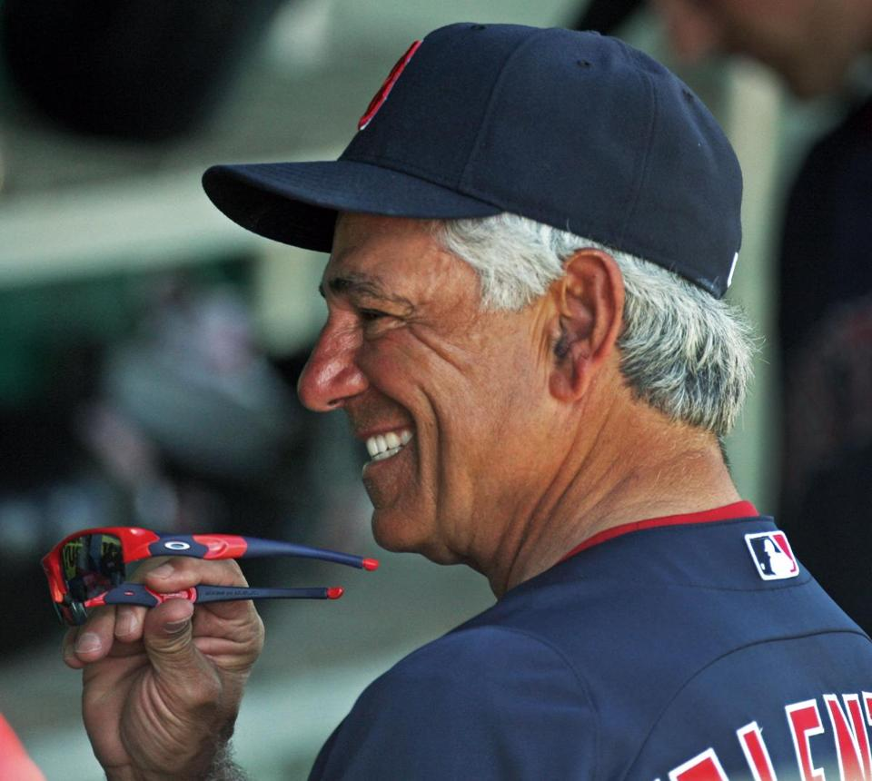 The Red Sox are the third major league team to hire Bobby Valentine as manager.