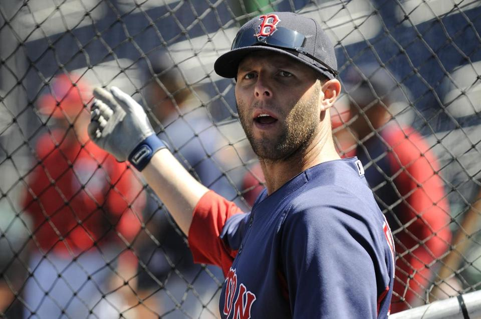 Dustin Pedroia and the Red Sox are looking to avenge last year's disappointing finish.