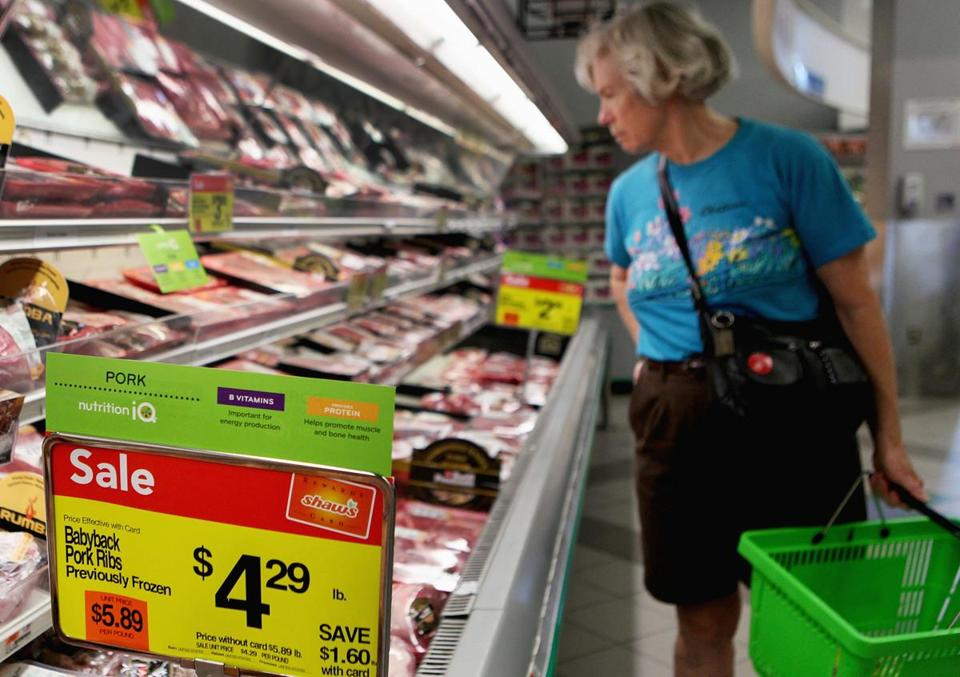 Minnesota-based Supervalu owns Shaw's, Star Market, Albertsons, Jewel, and other grocery chains.
