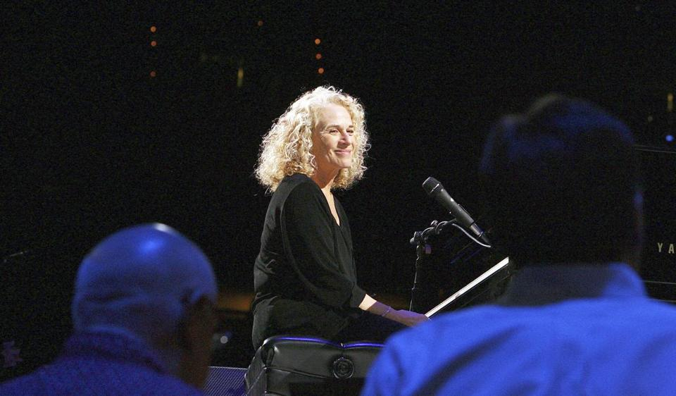 "In her new memoir, ""A Natural Woman,"" singer-songwriter Carole King writes that she served as a ""conduit'' for the great music that came out of her."