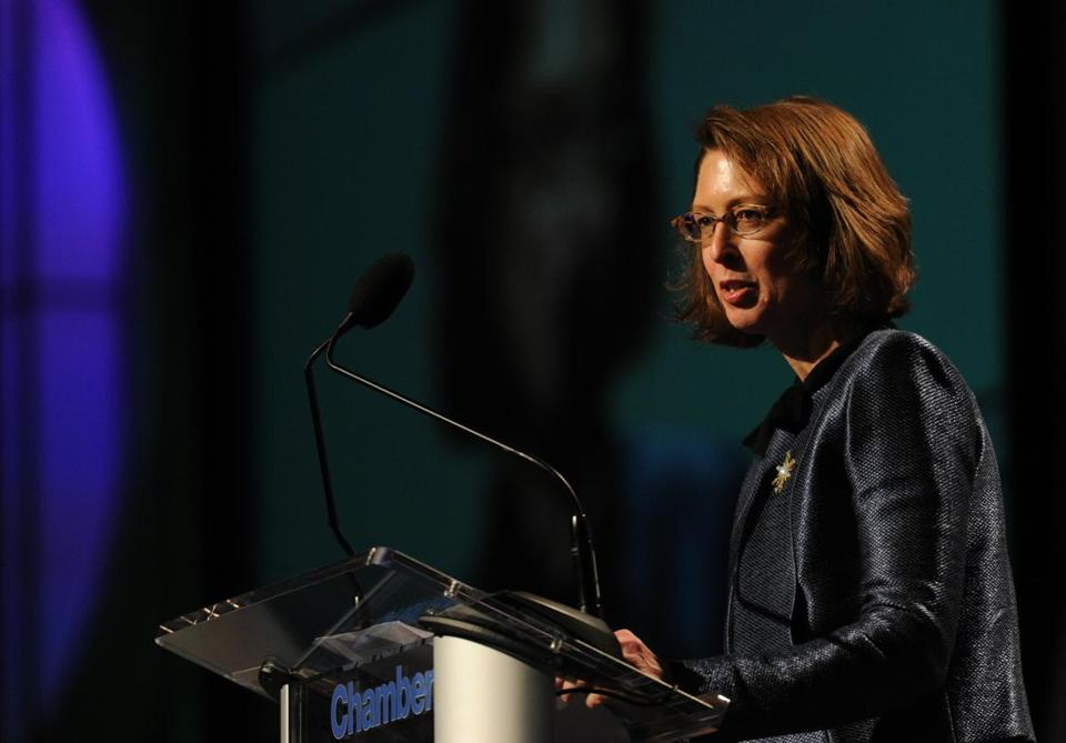 Abigail Johnson was named Fidelity's president in 2012. She faces fierce competition and increasing regulation.