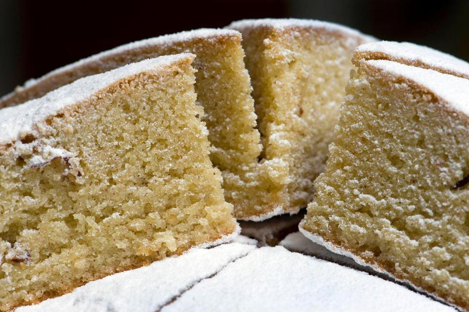 Recipe For Tarta De Santiago Almond Cake The Boston Globe