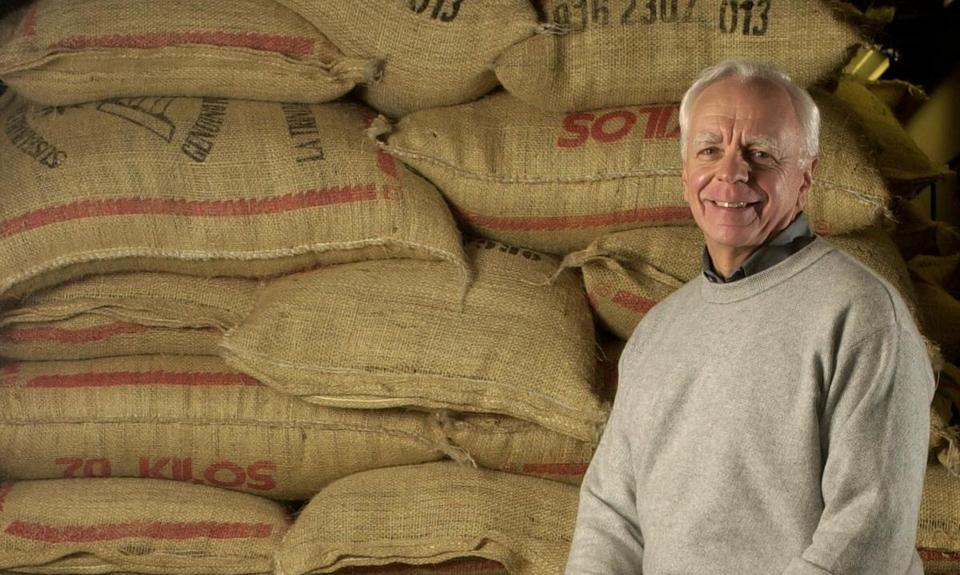 Green Mountain Coffee founder says he was caught off guard by ...