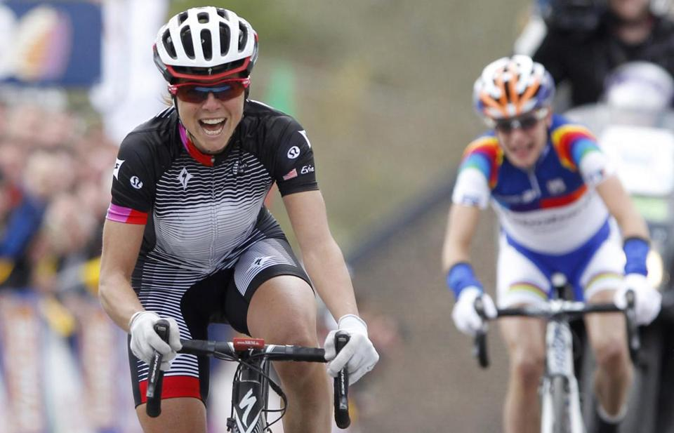 Cars Plus Lenoir >> Acton's Evelyn Stevens back on bike, racing hard, after ...