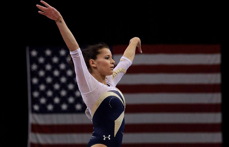 Alicia Sacramone of Winchester will end her career as the most decorated American global gymnast.