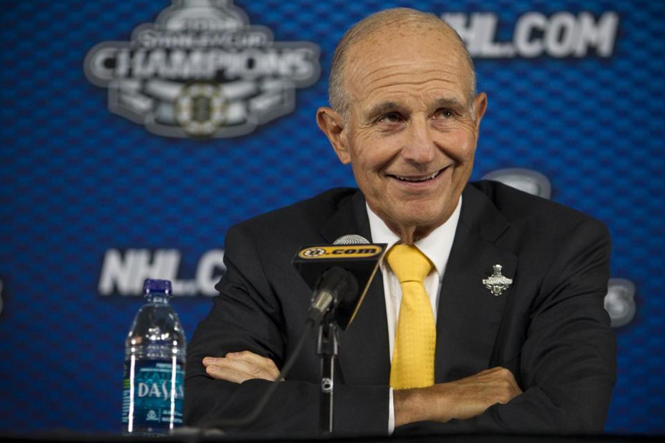 Bruins owner Jeremy Jacobs and his colleagues in the NHL ownership community have locked out the players since the start of the season.