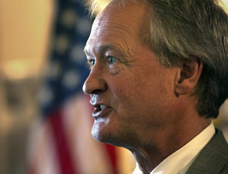 """Investors are not going to be scared away by some governor's comments,"" Rhode Island Governor Lincoln Chafee said."