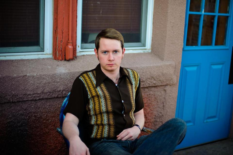 "John Fullbright emulates the likes of Townes Van Zandt, Mickey Newbury, and Randy Newman. ""You listen to those guys and you get moved somehow,'' he says."