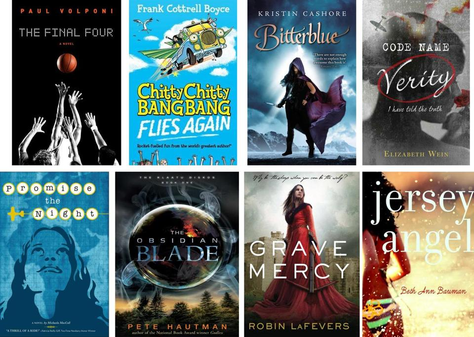 Young Readers Nonrequired Summer Books List - The -1770