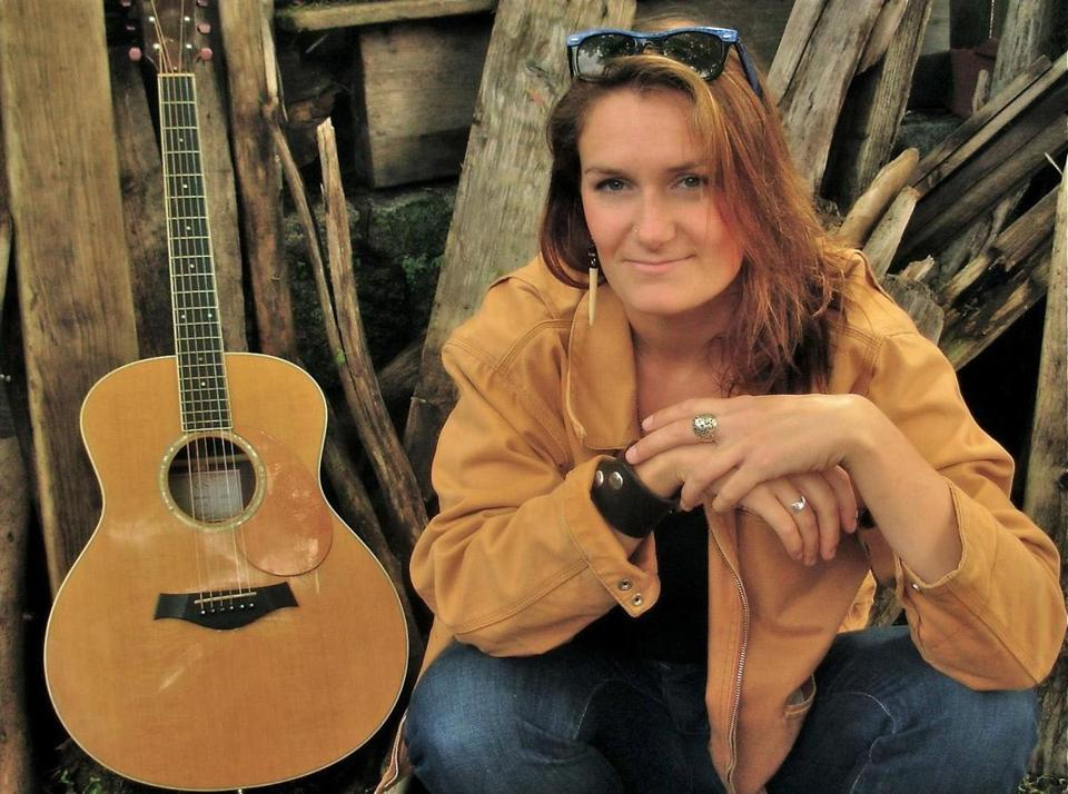 Chelsea Berry of Gloucester opens for Chris Isaak at North Shore Music Theatre June 28.