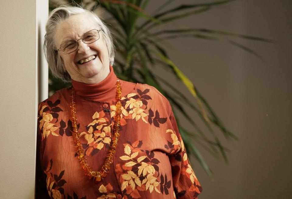 Elinor Ostrom, pictured in 2009, won a Nobel Prize in economics.