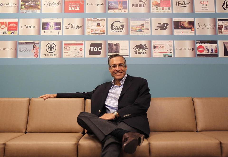 Tom Ebling is chief executive of Demandware.