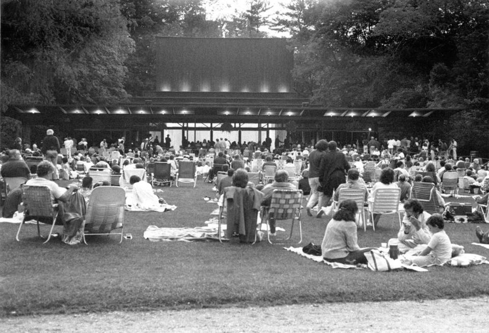 Tanglewood Theater (Walter Scott Photo)