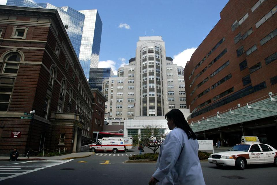 Mass. General Hospital plans to celebrate its top ranking on Tuesday with Mayor Thomas Menino and a rolling rally
