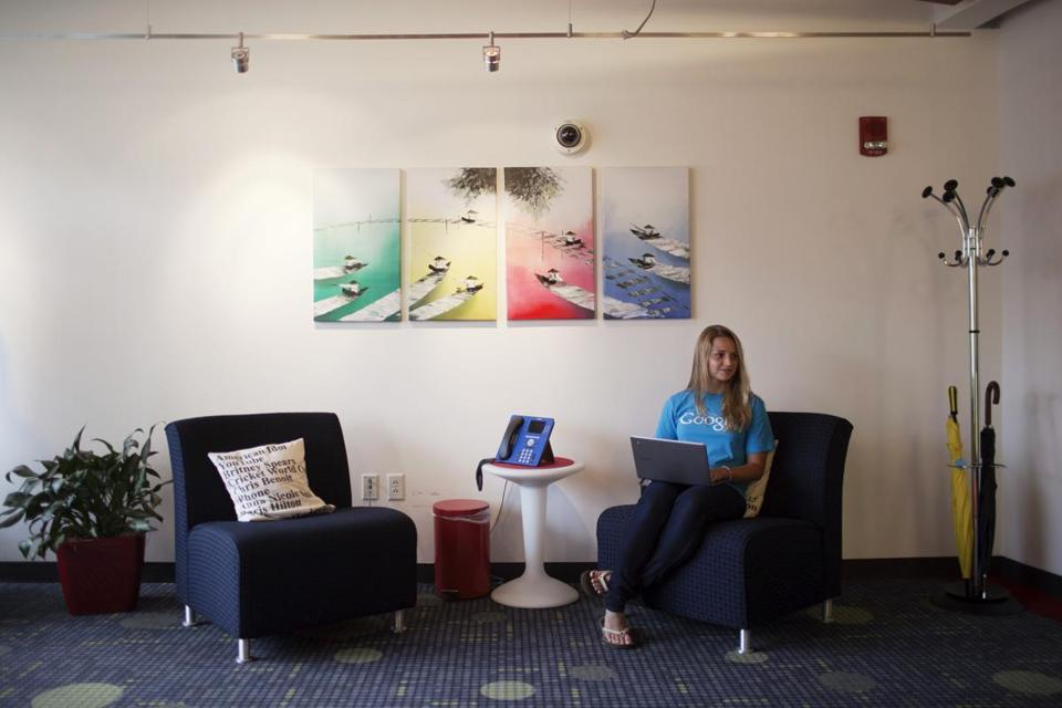 at google interns are superstars the boston globe