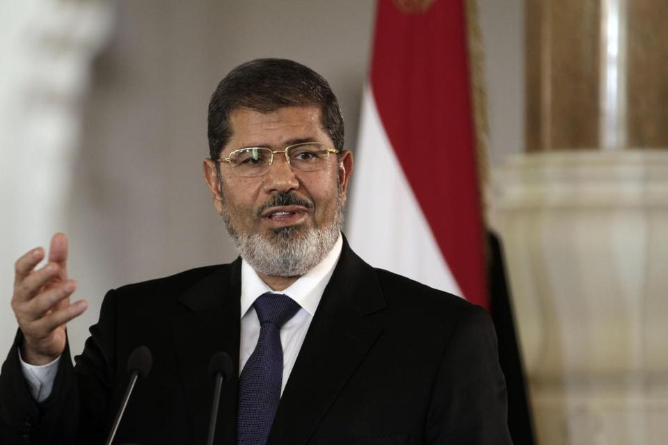Egyptian President Mohammed Morsi is one of the many faces of Islamism.