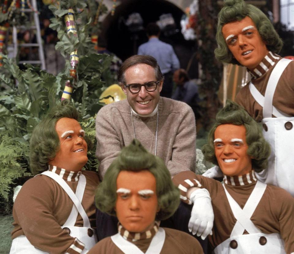 Mel Stuart, director of 'Willy Wonka,' dies at 83 - The Boston Globe