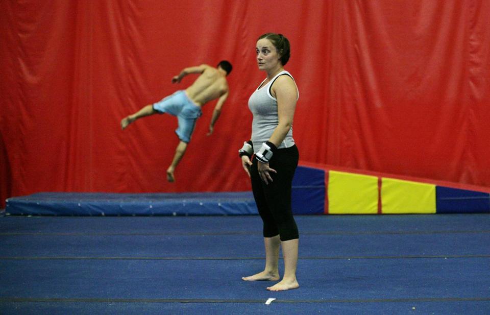 Beginning gymnastics for adults — photo 9