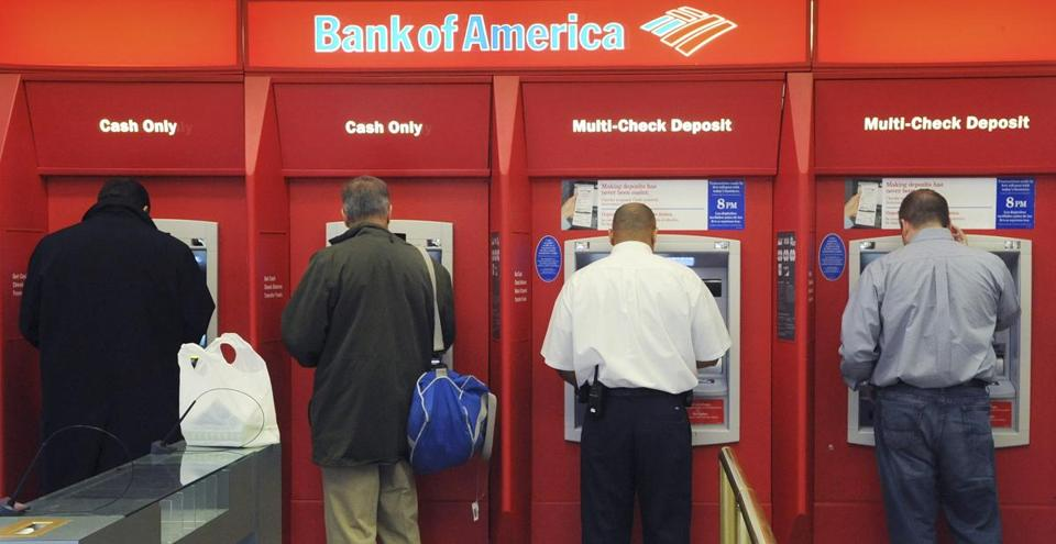 Some Bank of America customers in Massachusetts are paying higher fees than customers in others states.