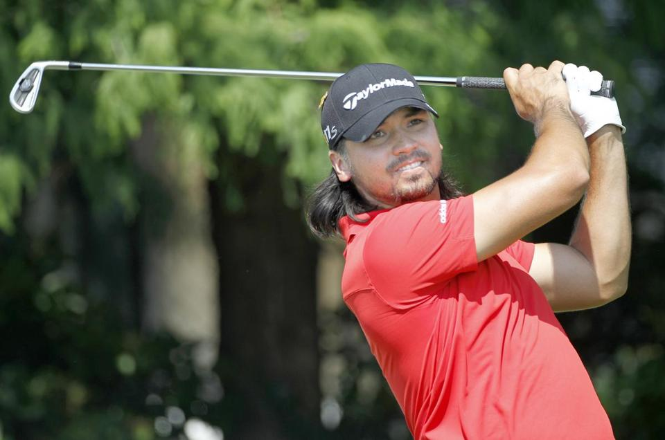Jason Day hasn't had a great season; a T-8 is his best finish in 14 events.