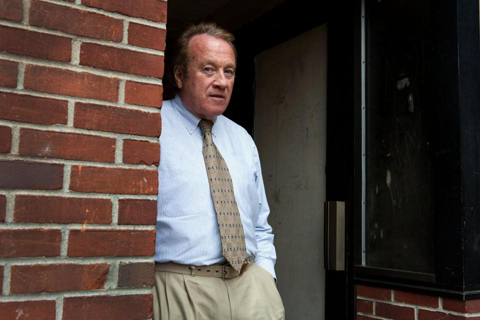 Disgraced former head of the Chelsea Housing Authority Michael E. McLaughlin.