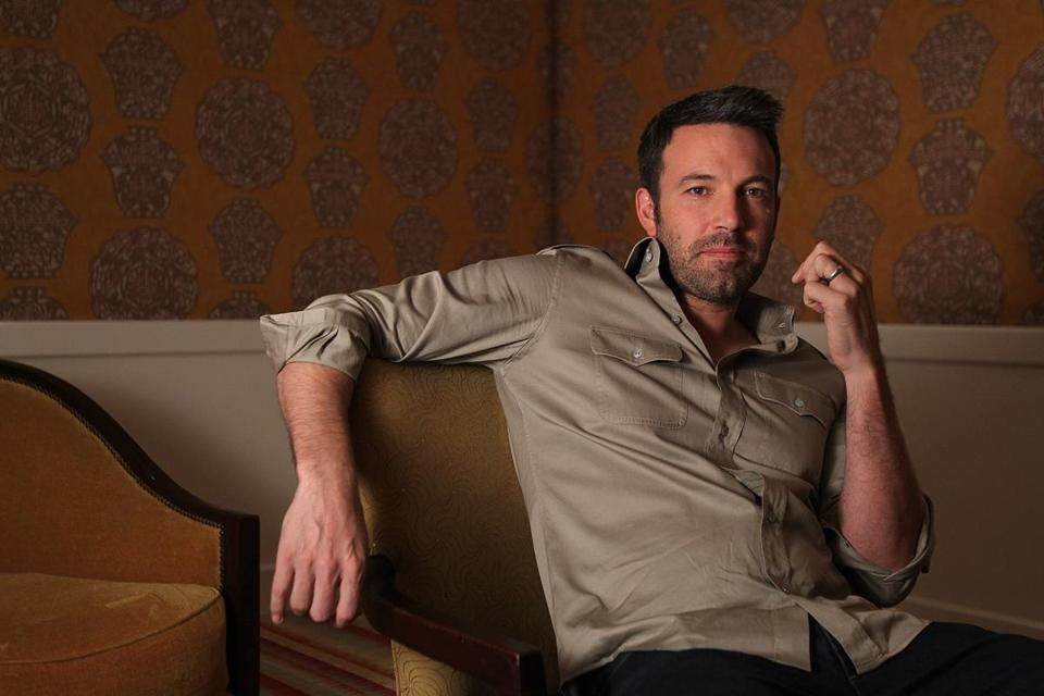 "After notoriety onscreen and off, Ben Affleck began rehabilitating his image with a shift to directing in 2007. His new film, ""Argo,"" opens next week."