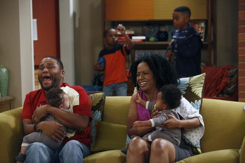 "Anthony Anderson costars in the NBC sitcom ""Guys With Kids."""