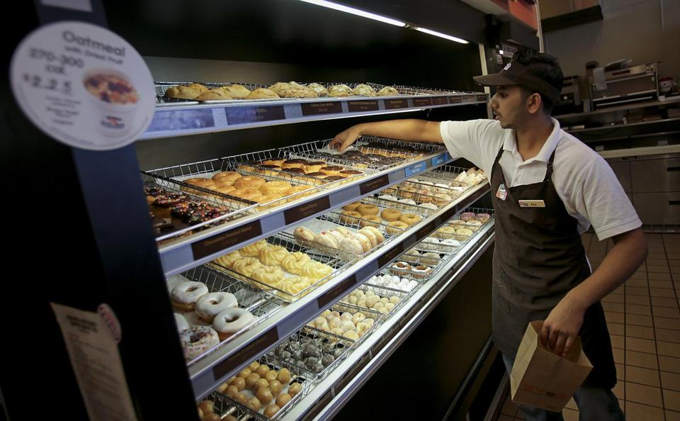 contrasts of market in thailand and america on the example of dunkin donut