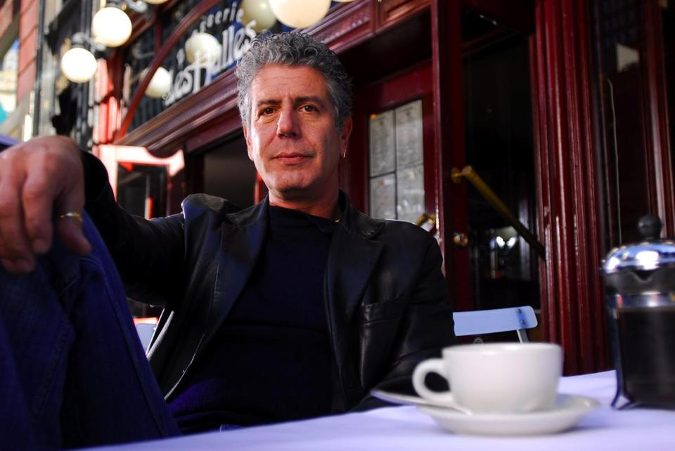 Anthony Bourdain is leaving the Travel Channel and will appear on CNN starting early next year.