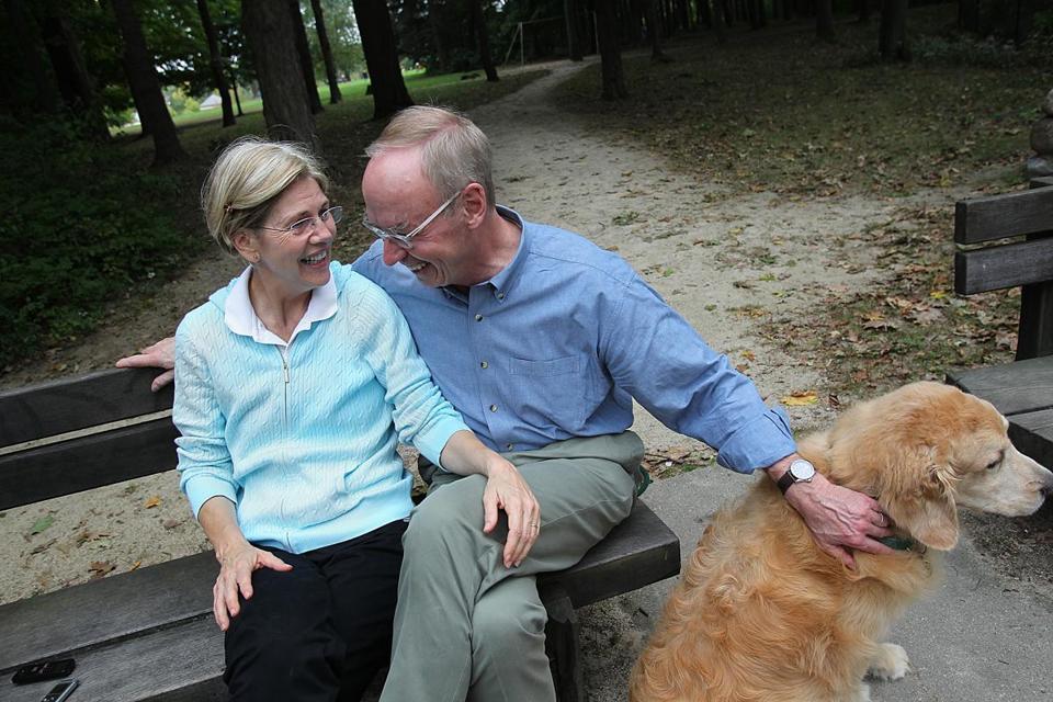 Family Helped Buttress Elizabeth Warrens Rise The Boston Globe