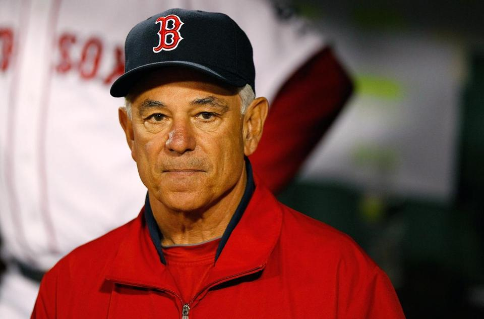 Schön Bobby Valentine Managed The Red Sox For One Season In 2012.