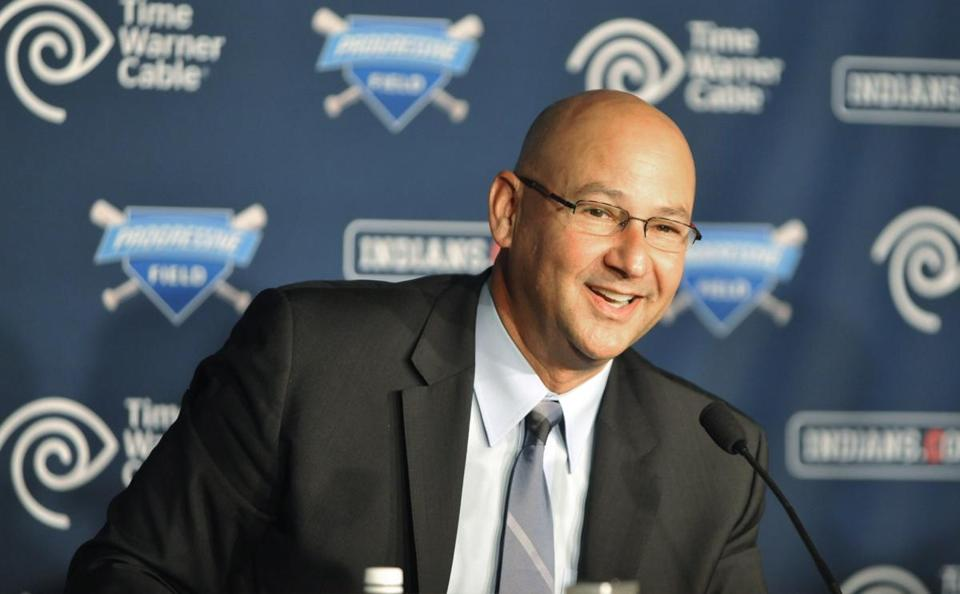 Terry Francona, who led the Red Sox to two World Series titles, was introduced Monday as the new manager of the Indians.