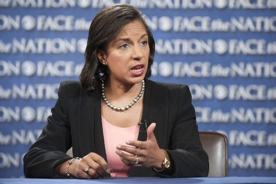 Susan Rice, ambassador to the UN, repeatedly said after the attack that the administration believed the violence was unplanned.