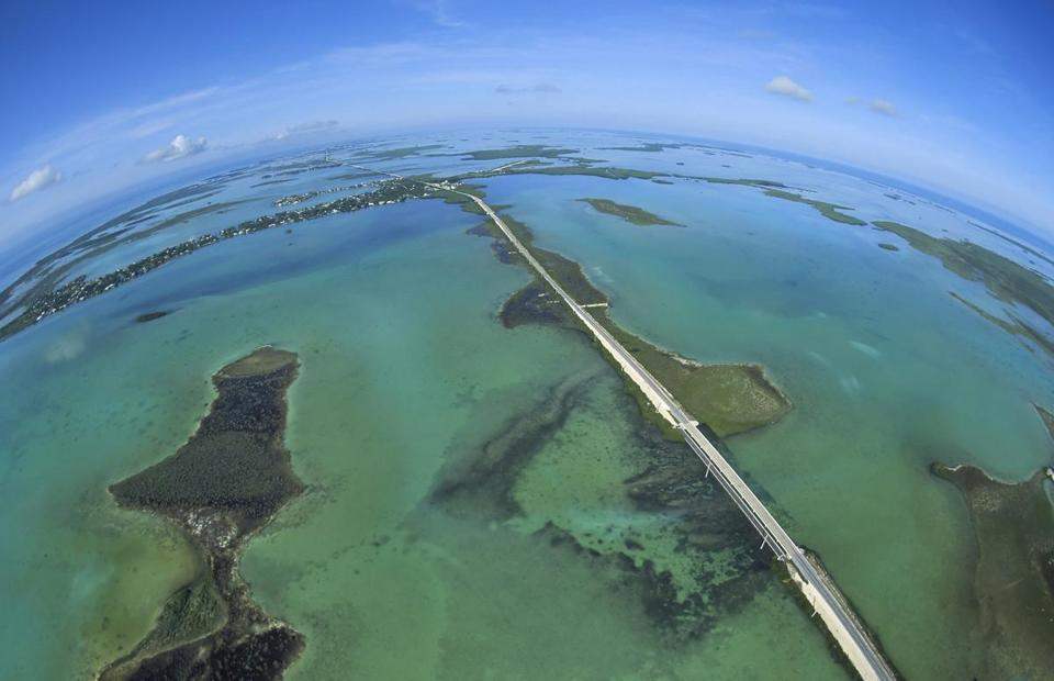 The Florida Keys' Overseas Highway.