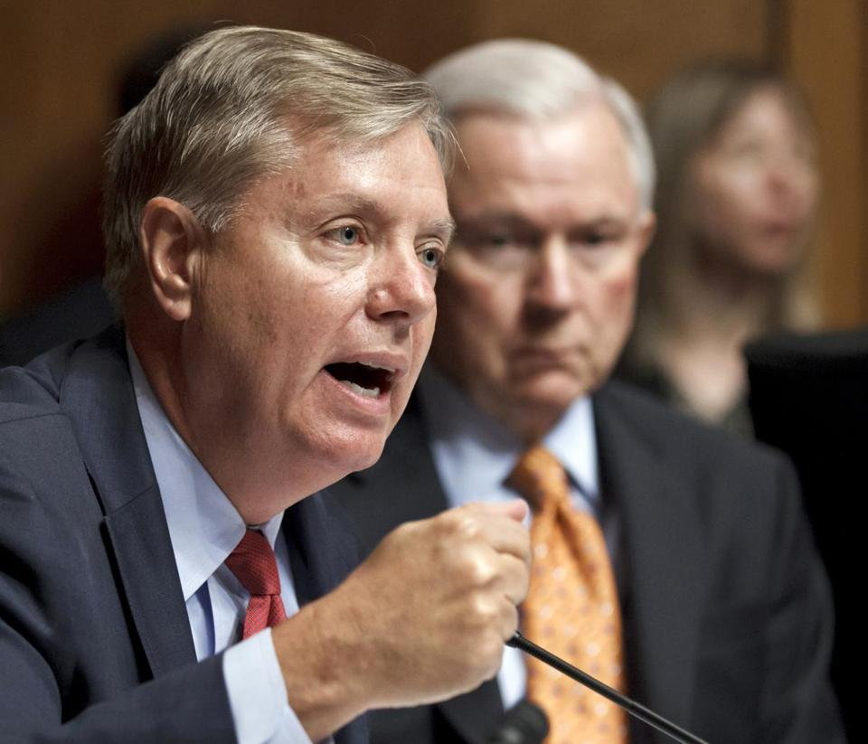 "Senator Lindsey Graham said Sunday on CBS's ""Face the Nation"" that he believes the Obama administration knew within 24 hours that the Benghazi raid was a planned act of terrorism."