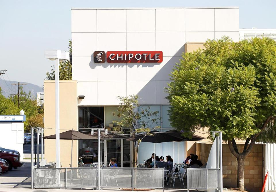 Chipotle will be rolling out catering service soon.