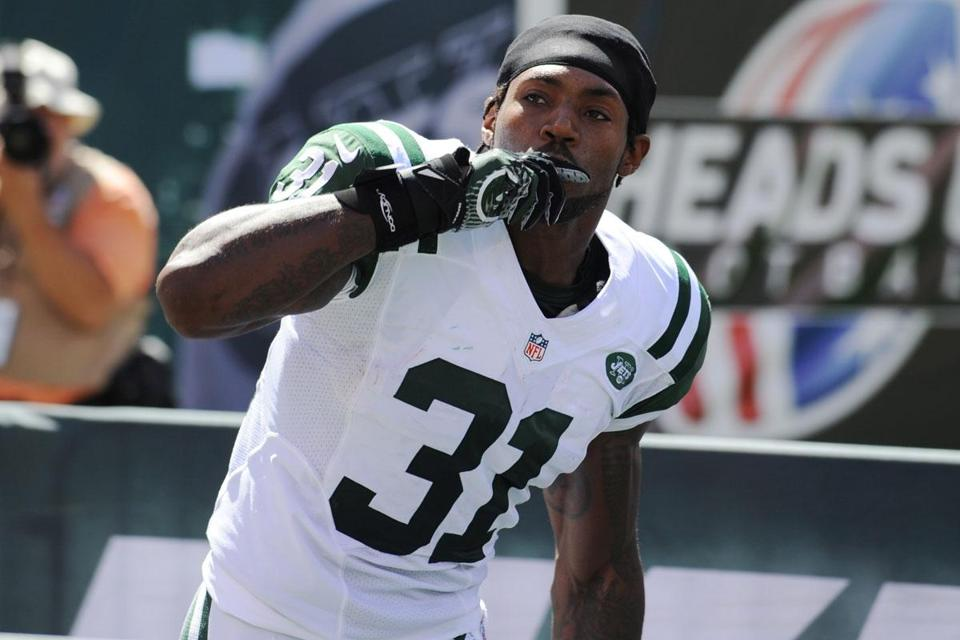 The stellar play of Antonio Cromartie (above) has helped offset the Jets' loss of Darrelle Revis.