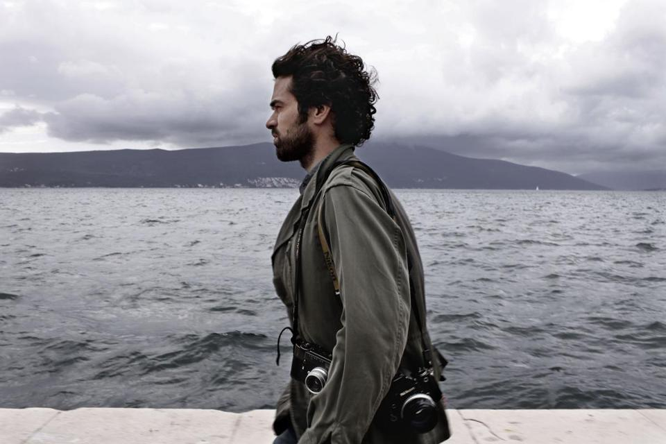 "Paul (Romain Duris) takes a dead man's identity and heads to Croatia in ""The Big Picture."""