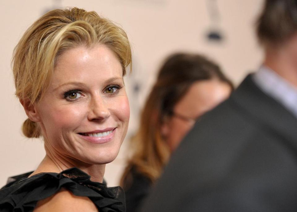 Actress Julie Bowen juggles a hit TV sitcom and three boys of her own, one of whom has a life-threatening allergic reaction to peanuts and bee stings.