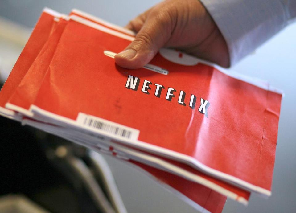 Netflix shares fell $11.13, or 16.3 percent, to $57.09 in after-hours trading.