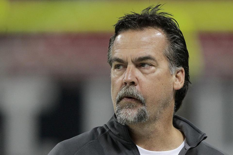 The 3-4 Rams are at the start of rebuilding phase under former Titans coach Jeff Fisher.