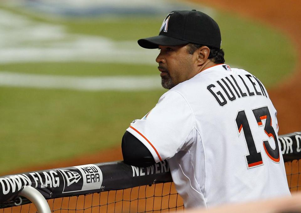 Ozzie Guillen was fired Tuesday, leaving the Marlins looking for what may be a low-cost first-timer, since they will be paying Guillen $7.5 million for the remaining three years on his contract.