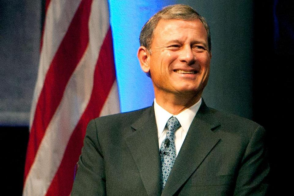 Chief Justice Roberts has said that advance approval is a tough constitutional question.